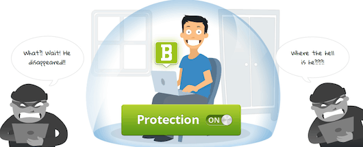 Online identity protection with BartVPN