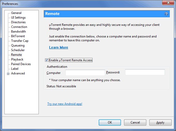 how to allow access to outlook in another country