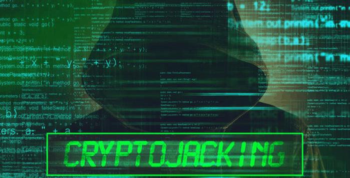 Cryptojacking hacker