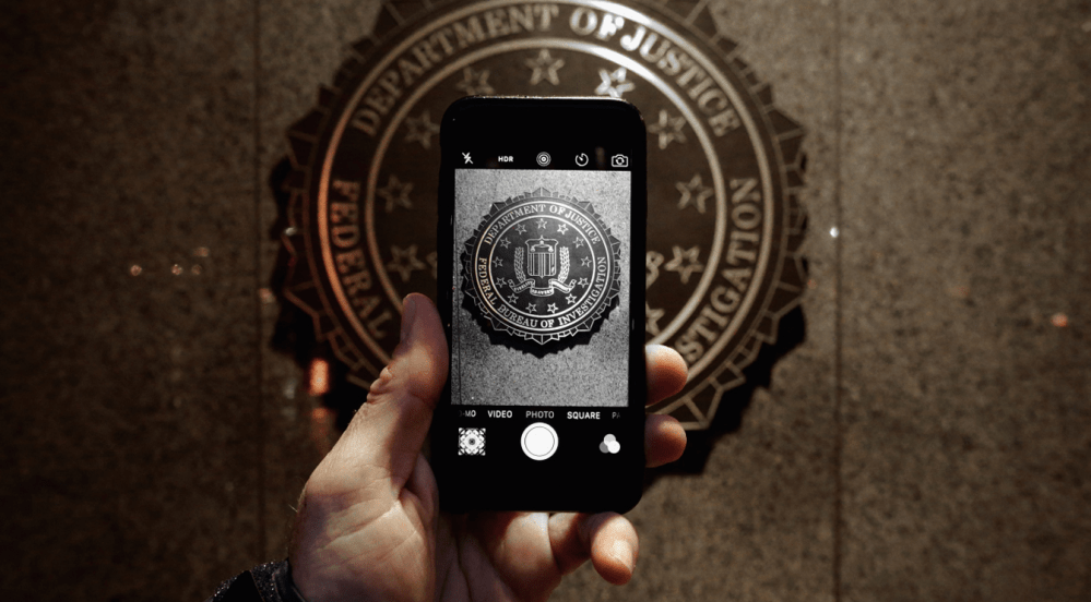 Encryption problems at the FBI