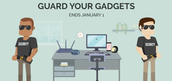 IPVanish Guard Your Gadgets