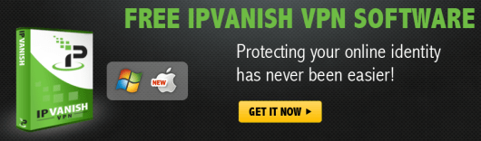 Free VPN software by IPVanish for Mac and PC
