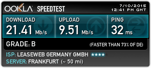 liquidvpn-speedtest-germany