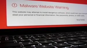 Example of a malware advisor