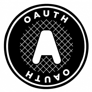O'Auth authentication logo