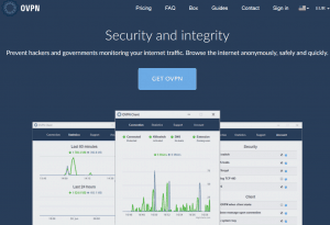 OVPN Homepage