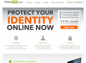 PrimeVPN.com
