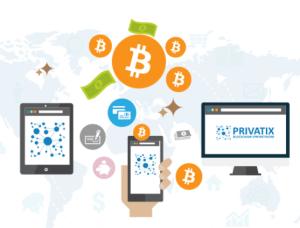 Privatix key features