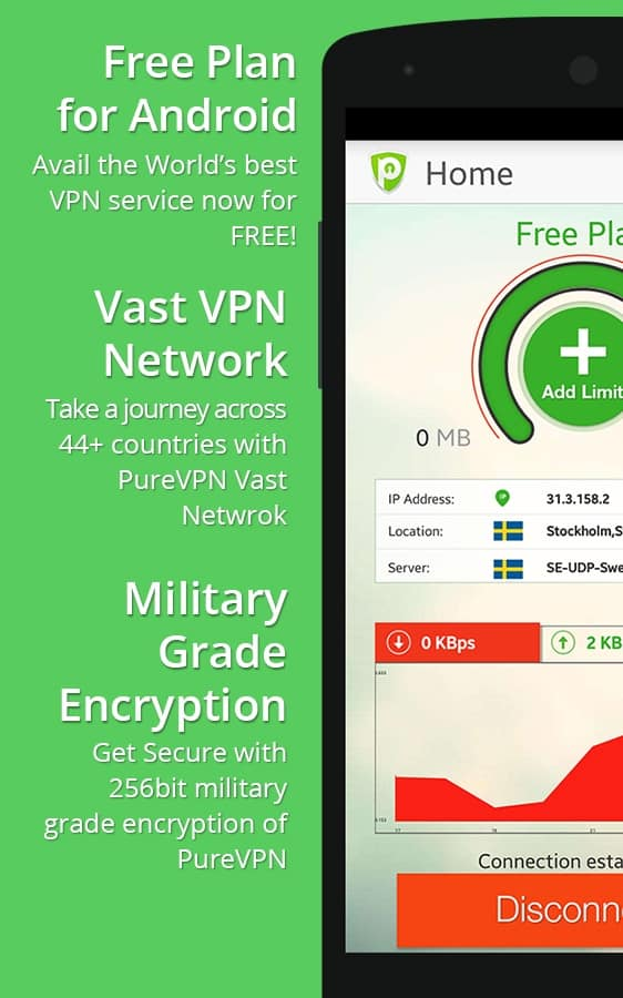 purevpn android