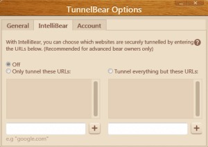 The IntelliBear feature is easy to use - you will not grow a bear(d) figuring it out.