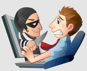 A VPNSecure illustration about the dangerous cyber criminals