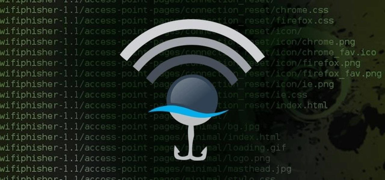 Illustration of Wi-Fi hacking