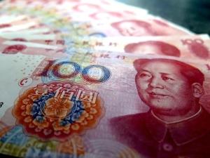 Yuan bills Chinese money