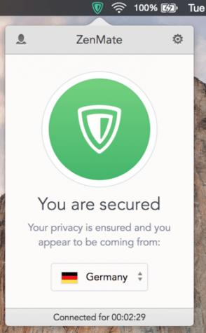 Mac OSX VPN client